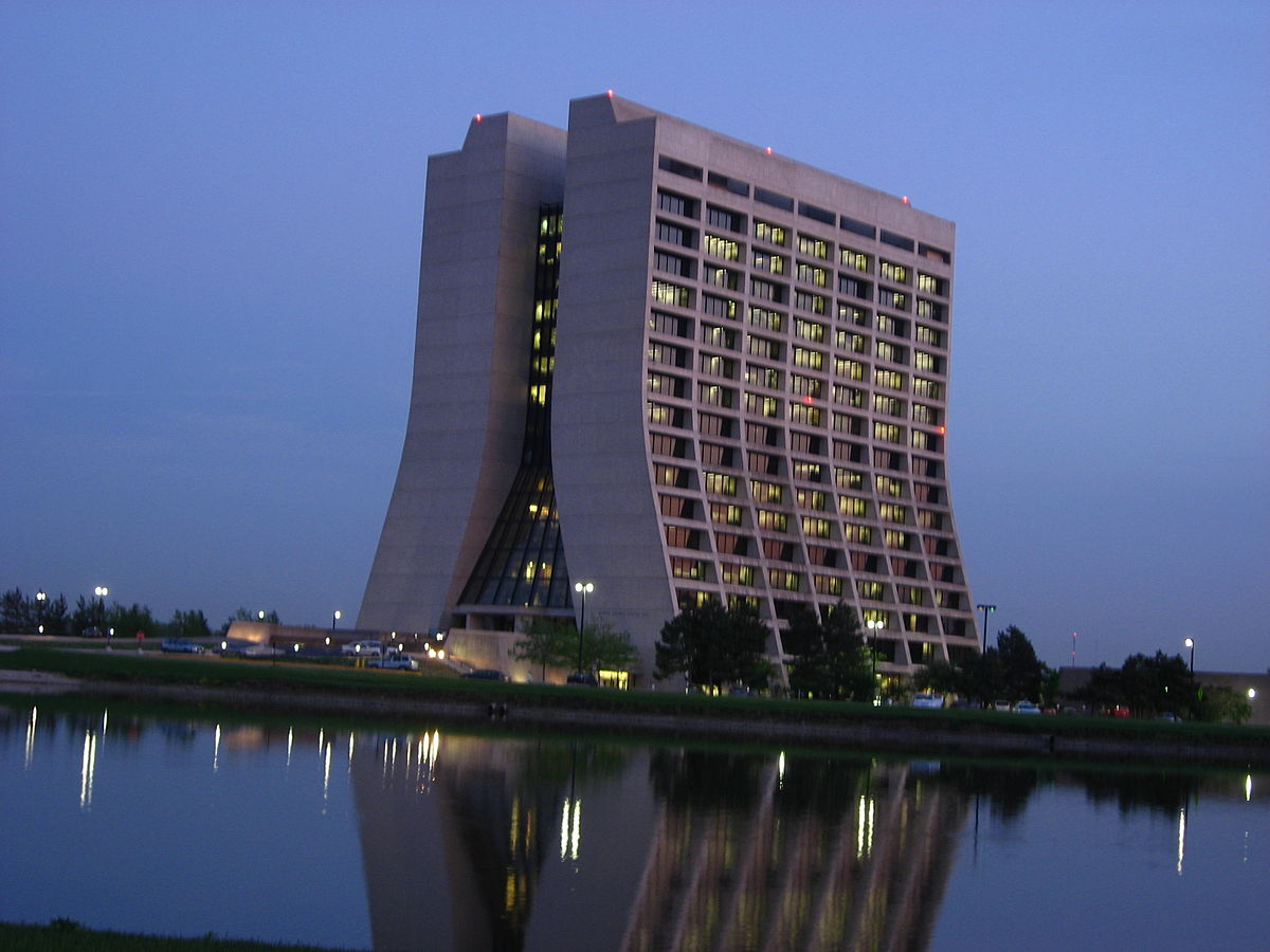 "The ""High Rise"" at Fermilab"
