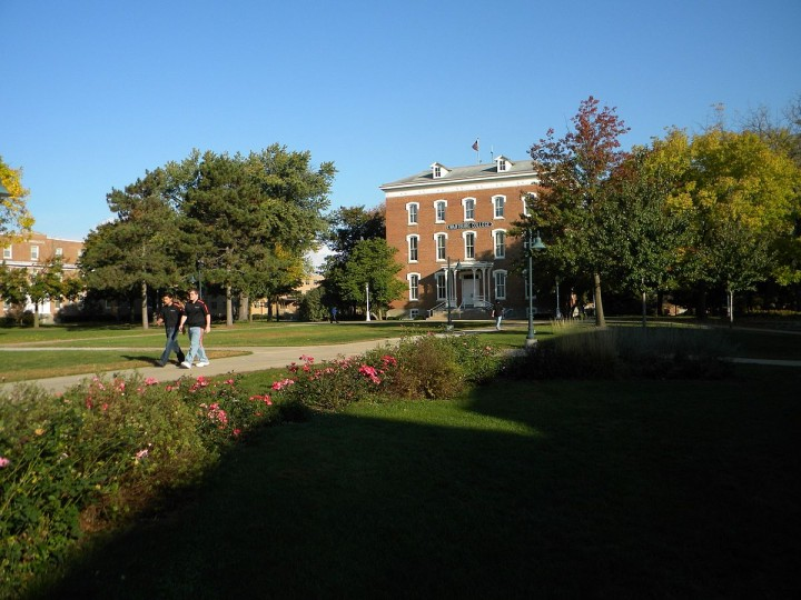 Wartburg College (Creative Commons - Jon Roanhaus)
