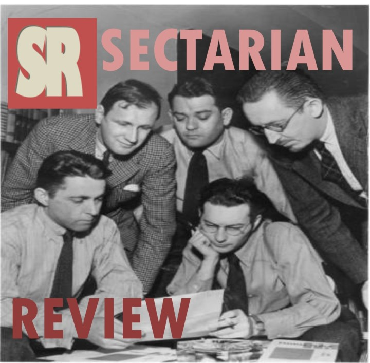 Sectarian Review Picture Logo